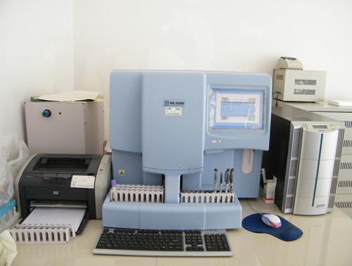 五分类血球计数仪